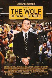 Poster film The Wolf of Wall Street