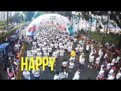 Color Run Maraton Di Jakarta