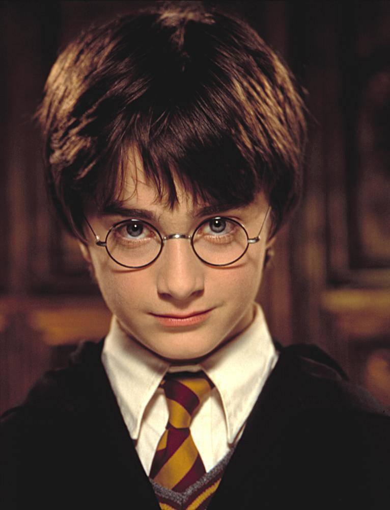 Daniel Radcliffe, Actor Harry Potter