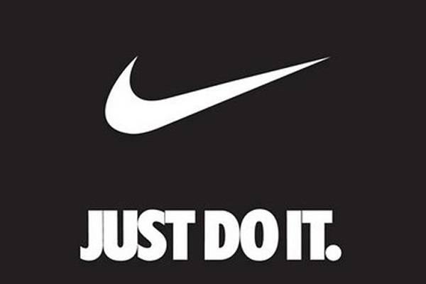 Slogan Nike: Just Do It