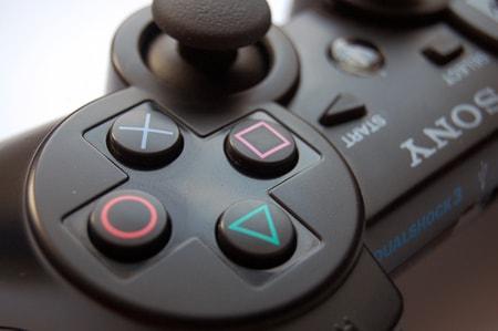 Tombol Playstation