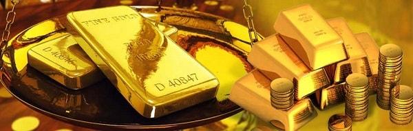 Emas batang dari Dubai
