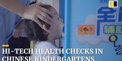 Pemeriksaan Kesehatan Hi-Tech