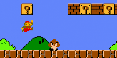 Game Super Mario Bros.