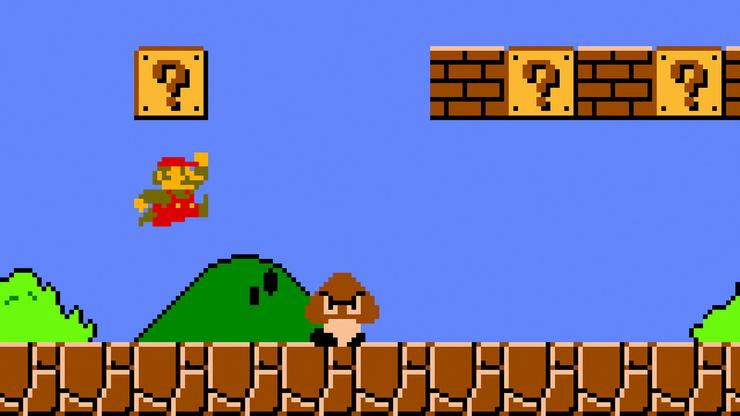 Game Super Mario Bros.